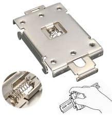 DIN Under blast sales Rail Mount Bracket Equipment Max 47% OFF Rack G3NA for S G3NE Electrical