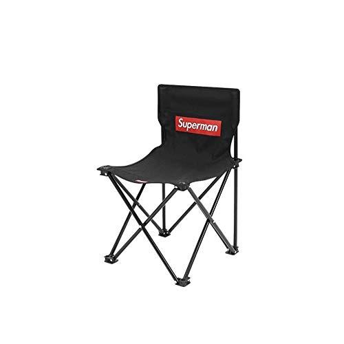 LHY Draagbare campingstoel, speelruimtestoel voor eenvoudig transport en goede draagbaarheid, voor bedrijf