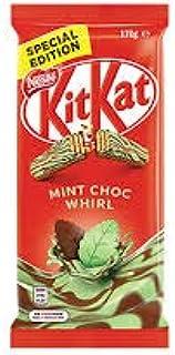 Kit Kat Mint Choc Whirl, Block Bar, 170 g