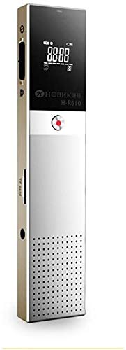 ZouYongKang Mini grabadora de audio activada por voz pequeña Super Long 1536KBPS Capacidad de almacenamiento (4GB, 8GB, 16GB, 32 GB) |Sello de fecha y hora |Fácil de usar |Grabación digital cristalina