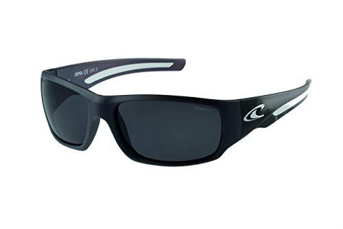 O'Neill Zepol 113P gloss grey crystal Sport polarisierte Sonnenbrille