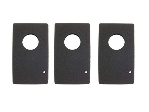 Luftfilter aus Schaumstoff, passend für Atco Balmoral 14S 14SE 17S 17SE 20S 20SE Ensign Motor Rasenmäher