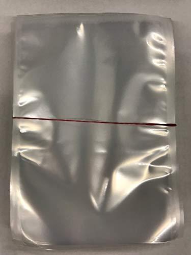 500 glatte Vakuumbeutel Siegelrandbeutel Gefrierbeutel 20 x 30 cm