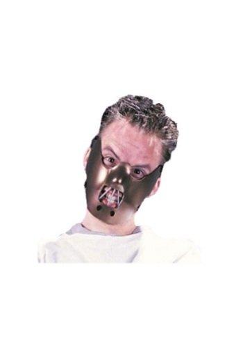 Maximum Restraint Mask Costume Accessory