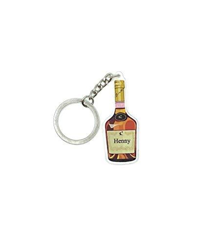AkinaWay Henny Bottle Acrylic Keychain