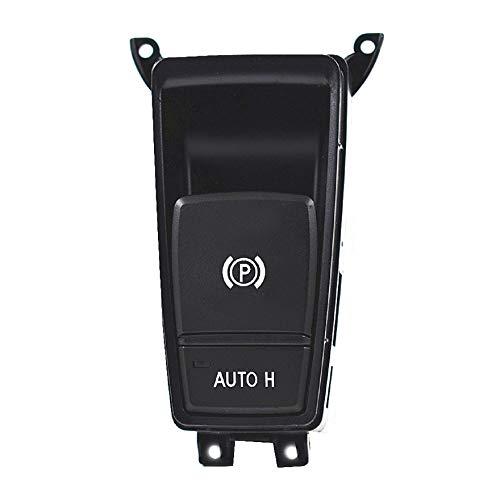 AISENPARTS Sostituzione del freno di stazionamento Interruttore EMF Auto H per BMW E70 X5 E71 E72 X6 61319148508