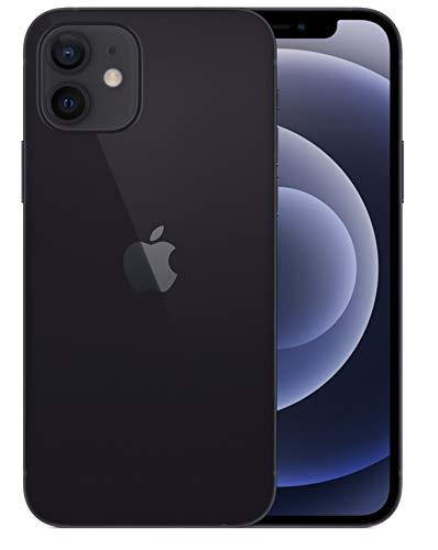 iPhone12 本体 新品 SIMフリー【米国版】5G対応 (128GB, ブラック) [並行輸入品]