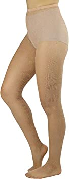 Best gold fishnet tights Reviews
