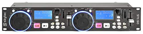 Skytec 172797–stc-50Doppel-MP3/USB/SD