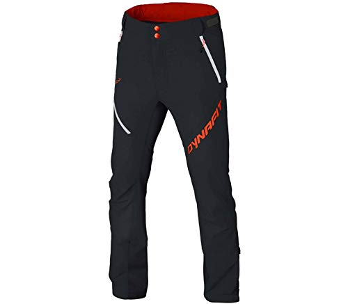 DYNAFIT Mercury 2 Dynastretch Pant - Black Out/red