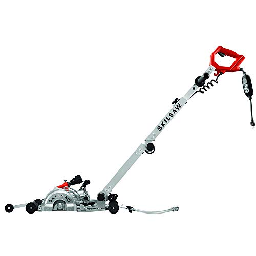 SKIL 7' Walk Behind Worm Drive Skilsaw for Concrete - SPT79A-10