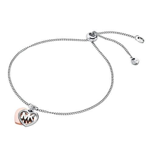 Michael Kors 14k Two-Tone Plated Sterling Silver Bracelet-MKC1294AN931