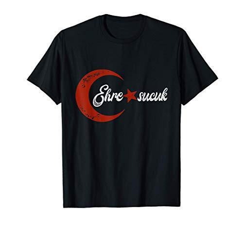 Türkische Sucuk Wurst I Ehrensucuk T-Shirt