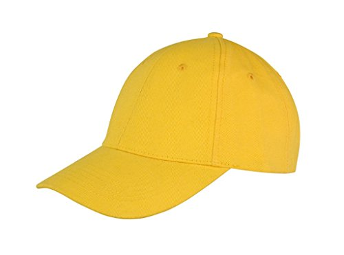 Ergebnis RC81X Memphis 6Panel Cap Einheitsgröße gelb