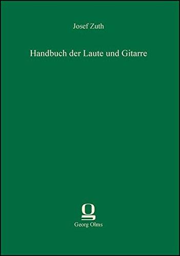 Handbuch der Laute und Gitarre