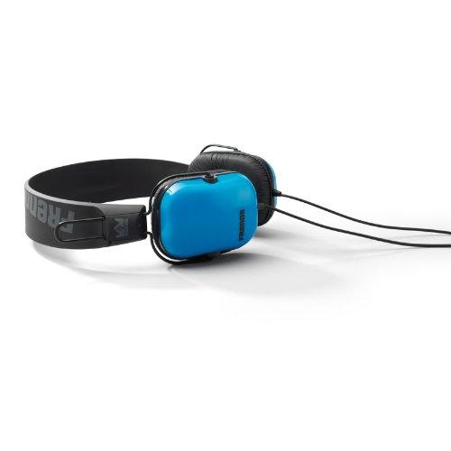 Frends The Light Wire Kopfhörer schwarz/blau