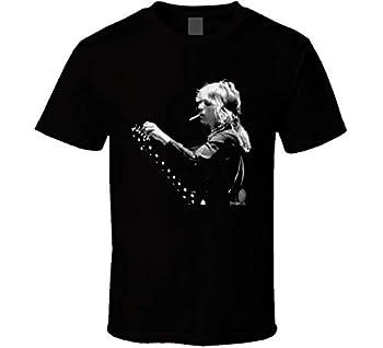 Randy Rhodes Rhoads Jackson T Shirt L Black