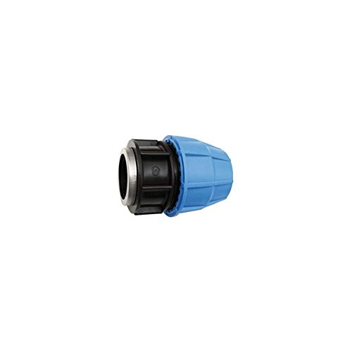 Sferaco - Raccord droit femelle D32-26x34 polypropylene 1003032