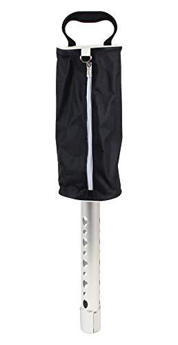 JP Lann Golf Ball Shag Bag (Holds 75 Balls)