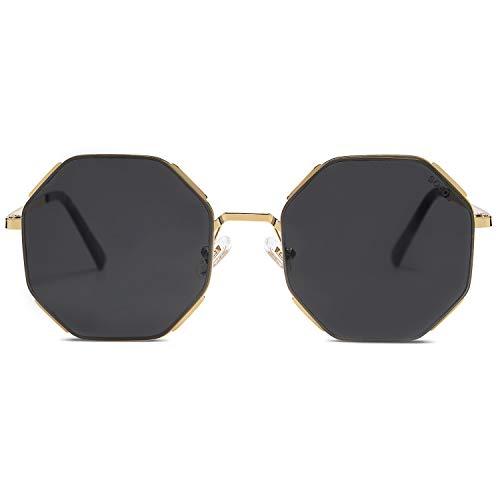 SOJOS Sunglasses for Women Polyg...