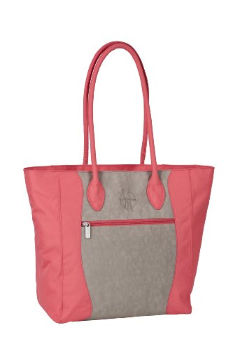 LÄSSIG Baby Wickeltasche Babytasche Kliniktasche Stylische Windel Tasche inkl. Wickelzubehör/Casual Tote Bag Dubarry
