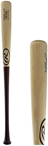 Rawlings Velo Maple Wood Baseball Bat PA110N Adult PA110N 33 inch product image