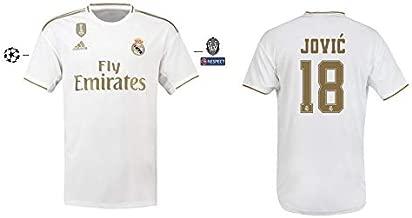 Real Madrid KapuzenSchwei/ßshirt Offizielle Sammlung Kind