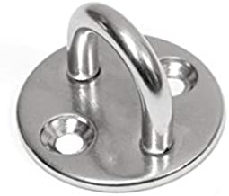 Pontet sur Platine inox 35x30mm Lot de 5