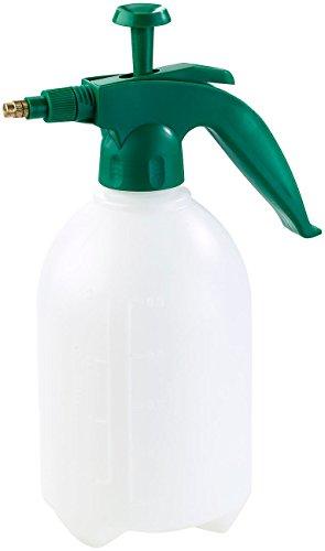 PEARL Drucksprühflasche: Universal-Pump-Druck-Sprüher mit Messingdüse, lösungsmittelfest, 2 l (Drucksprühgerät)