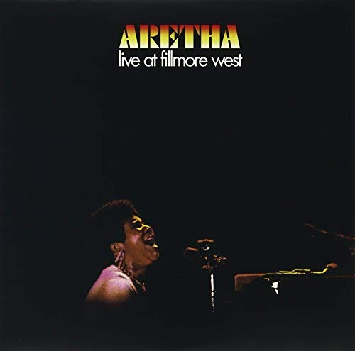 Live at Fillmore West [VINYL] by Aretha Franklin (2003-12-23)