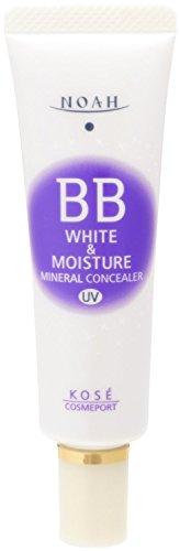 Noah Kose Make Up White & Moisture BB Mineral Concealer 20g - 02 Light Beige