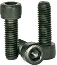 Hex Screw - Allen Screw - Socket Head Cap Screw - Alloy Steel - #6-32 x 1-3/8