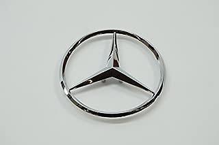 Genuine Mercedes w211 Trunk Star emblem ornament NEW rear decklid 2117580058