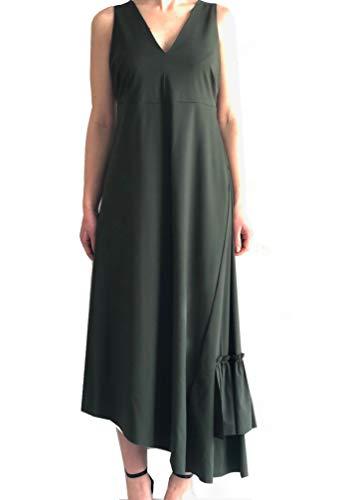 LE COEUR Twinset 201ST2142 jurk asymmetrisch