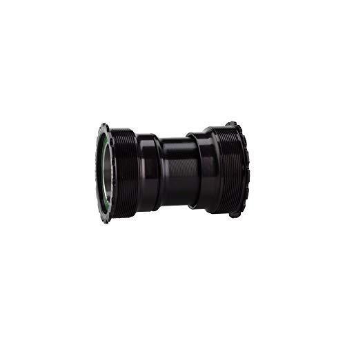 Enduro Bearings Boîtier de pédalier T47 BB A/C SS-T47-BB30-Black