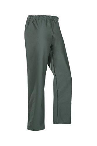 Baleno Rotterdam Pantalon de Pluie Homme, Vert Khaki, FR : S (Taille Fabricant : S)
