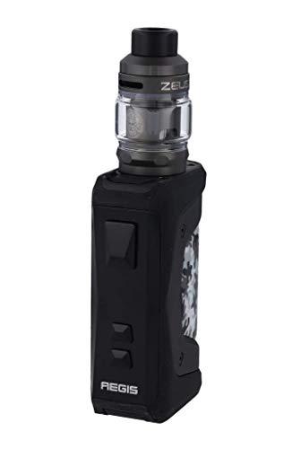 Aegis X mit Zeus Subohm E-Zigaretten Set - Zeus Subohm-Verdampfer - 5ml - max. 200 Watt - von GeekVape - Farbe: gunmetal-camouflage