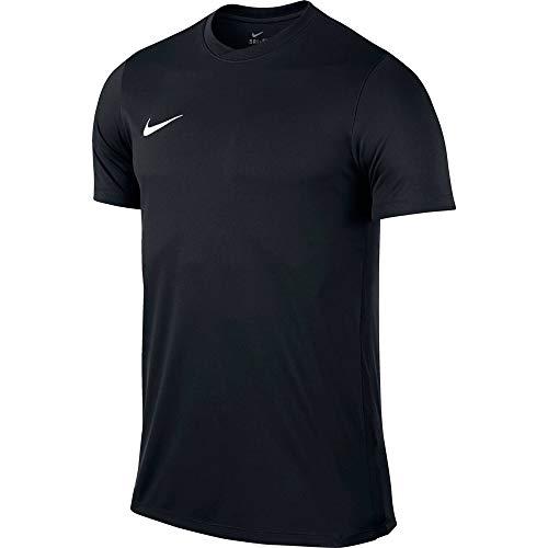 Nike Park VI, Maglietta Uomo, Nero (Black/White), XL