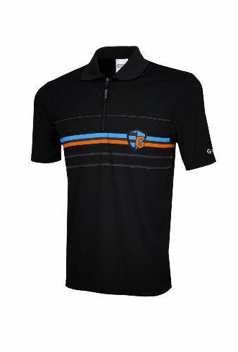 Gonso Herren Bike-Shirt David, Black, XXL, 19200