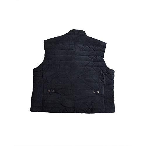 Polo Ralph Lauren - Chaleco de ante para hombre, talla XL, color azul