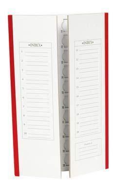 HS9902-20-Capacity Cardboard Slide Tray - 20-Capacity Cardboard Slide Tray - Case of 72