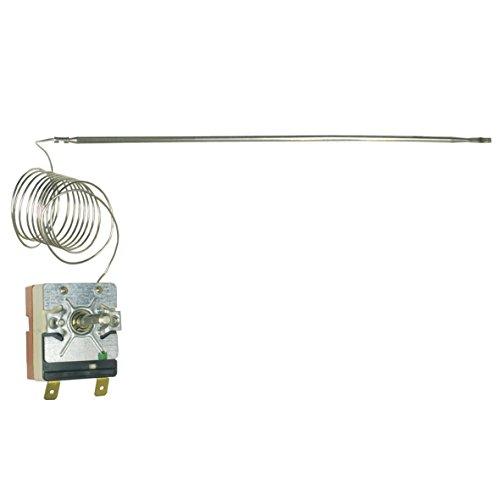 Thermostat 50-250°C Temperaturregler Original EGO 55.13043.010 Backofenthermostat Backofen Herd Ofen passend wie Bosch Siemens 00081958 Bauknecht Constructa Ignis Neff Philips Whirlpool