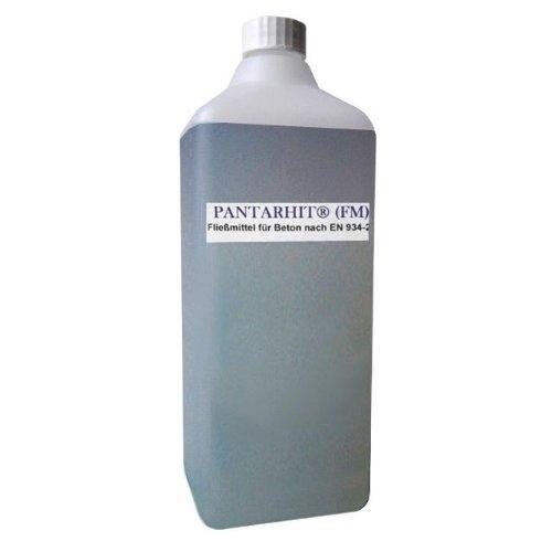 Pantarhit® RC550 - Beton-Zusatzmittel Fliessmittel Betonverflüssiger Plastifizierer - 1Liter - für Betonform Schalungsform Gießform