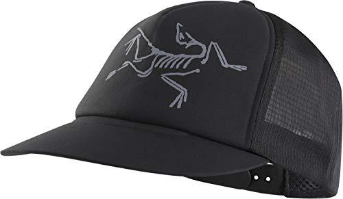 Arc'teryx Bird Trucker Hat Kappe, schwarz, Einheitsgröße