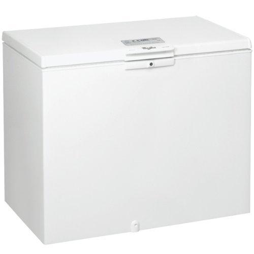 Whirlpool WHE22333 Libera installazione A pozzo 216L A+++ Bianco congelatore, Senza installazione