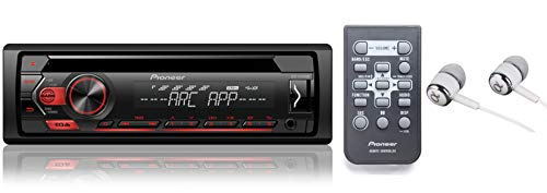 Pioneer DEH-150MP In-Dash Single DIN Car Stereo Receiver