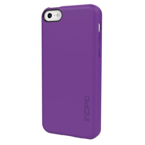 Incipio Feather Case for iPhone 5C - Retail Packaging - Purple
