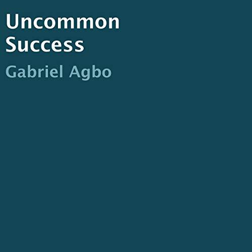 『Uncommon Success』のカバーアート