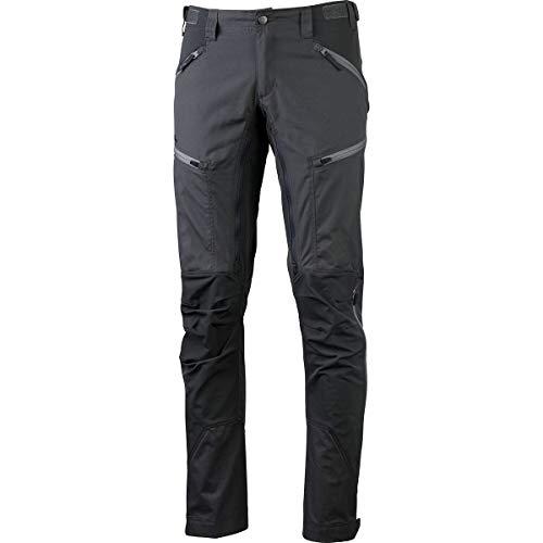 Lundhags Makke Pantalon Homme, Granite/Charcoal Modèle EU 48 (Long) 2020