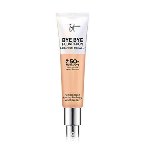 It Cosmetics Bye Bye Foundation Moisturizer with SPF 50 Supersize 2.53 OZ (Neutral Medium)